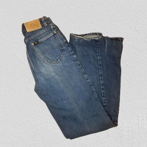 Vintage Lee High Wasted Jeans Size 7